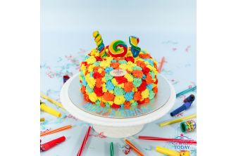 Candy Lover Cake (A2387)