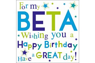 Wishes for Beta (CD504)