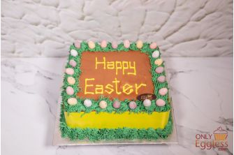 Happy Easter Cake (A1165)