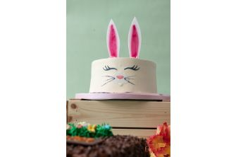 Easter Bunny Cake (A1168)