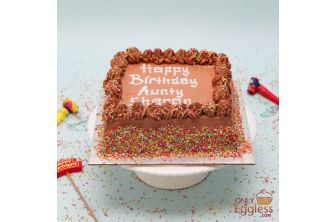 Chocolate Party Special Cake (A4024)