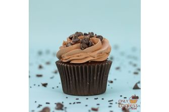 Double Chocolate Chip Cupcake (A4003)