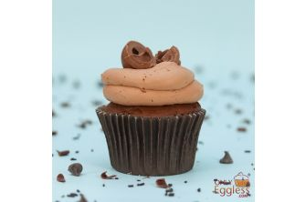 Lindt Chocolate Cupcakes (A1244)
