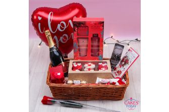 Valentine's Day Luxury Gift Hamper for Her (A2498)