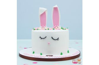 Icing Bunny Cake (A2682)
