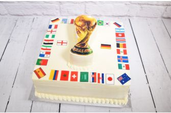 World Cup Cake (wcc2018)