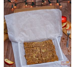 Apple Crumble Bars Delivered