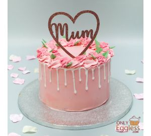 Mother's Day Gift Cake