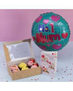 Mother's Day Special Cupcake Gift Set (A2555)