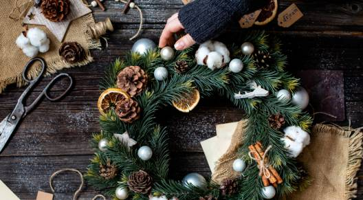 The significance of the Christmas Wreath!