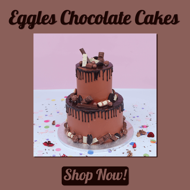 Chocolate Cakes Banner